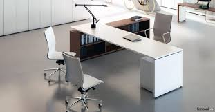corner office desk with storage corner office desks large desks desk return fantoni uk