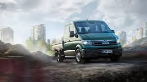volkswagen crafter 2017 man rebadges vw crafter sells it as tge