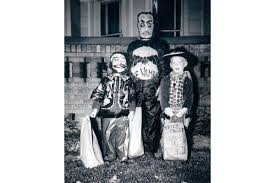 Bandit Halloween Costume Charming Vintage Halloween Photos Reader U0027s Digest
