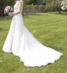 mark lesley wedding dress sale second hand wedding clothes and