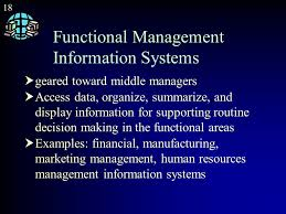 middle management examples 1 organizations and information technology support ppt download