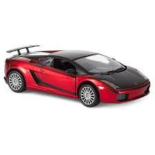 barbie lamborghini lamborghini gallardo die cast metal car decorative accessories