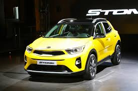 kia u0027s new stonic sub compact suv detailed in new gallery