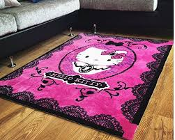 hello kitty rugs for bedrooms my kawaii home