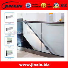 china hardware product stainless steel deck railing frameless