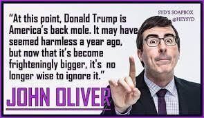 John Oliver Memes - funny donald trump memes john oliver donald trump and politics