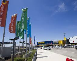 electra evn group projects commercial centers ikea netanya
