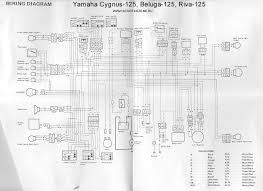 yamaha wiring diagrams ewd motorcycle owner manuals pdf download