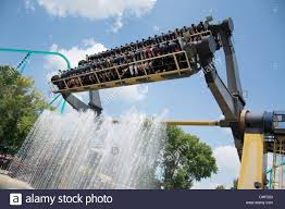 summer day in canada u0027s wonderland leviathan on of the largest and