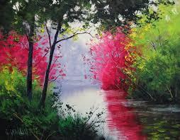Impressionist Landscape Painting by 1166 Best Painting Landscape Images On Pinterest Oil Paintings