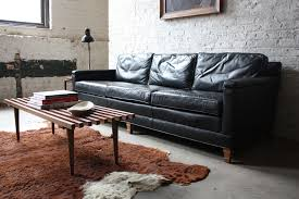 Mid Century Modern Leather Sofa Luxurious Mid Century Modern Leather Sofa Luxurious Furniture Ideas