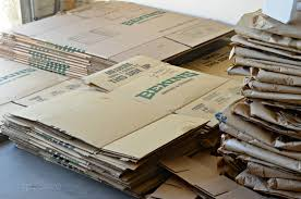 u haul packing boxes