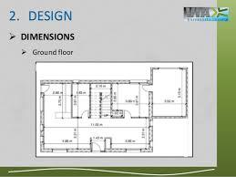 Passive House Floor Plans Hansen House Passive House Miguel Salgado