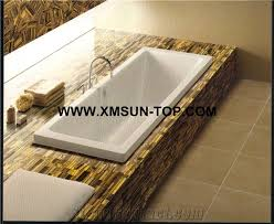 Yellow Bathtub Bathtub Xiamen Sun Top Imp U0026exp Co Ltd