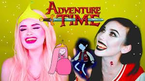 princess bubblegum marceline adventure time ashtoberfest