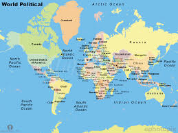 map of the countries major countries map major countries map of the