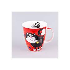 Crazy Mugs by Mugs Nevis Crazy Gang Cat Mug