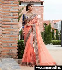 bridal wear wedding bridal wear multicolor fancy heavy embroideried worked