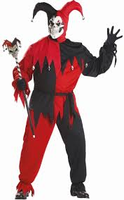 Couples Jester Halloween Costumes Wicked Jester Costumes Scary Halloween Costumes Brandsonsale