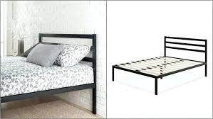 Bed Frames Walmart Metal Bed Frame Inspiringtechquotes Info