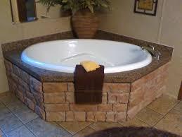stone bathtubs home decor