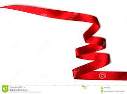 stylized ribbon christmas tree stock photo image 46999930