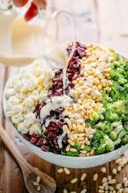 broccoli christmas tree salad u2013 best fast u0026 cheap happy new year