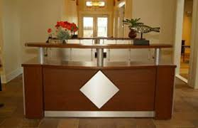 Hairdressing Reception Desk Reception Desk
