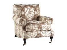 Lillian August Chairs Aiden Club Chair Lillian August 1319324 D 38 H 33 L 40 Chairs