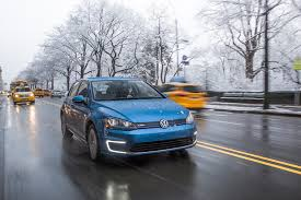 one year with 2015 volkswagen e golf sel premium automobile