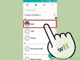 how to wipe an android phone 3 ways to delete an android contact wikihow