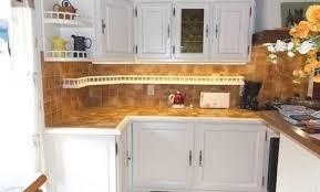comment repeindre une cuisine repeindre une cuisine quasiment surmesure les rangements de la