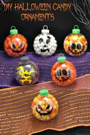 diy halloween candy ornaments halloween treats halloween candy