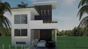 3d Front Elevation Com 8 Marla House Plan Layout Elevation by 10 Marla House Map With Basement Gharplans Pk