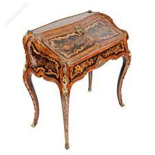 bureau style louis xv louis xv style marquetry bureau en pente antiques atlas