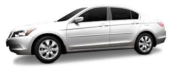 honda accord sedan painted body side moldings 2008 2009 2010