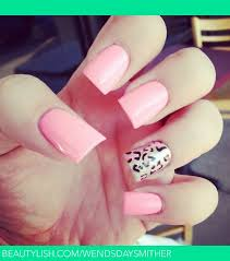 pink cheetah nails wendsday s s wendsdaysmither photo