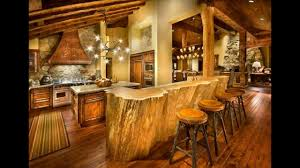 rustic cabin kitchen ideas log cabin kitchens with islands others extraordinary home design