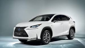 lexus truck nx 2015 lexus nx 300h pricing announced uk