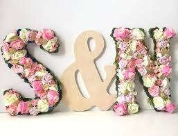 31 best floral monograms flower letters floral letters baby