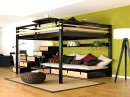 lit mezzanine et canapé lit mezzanine avec canape convertible worldofwarcraft site
