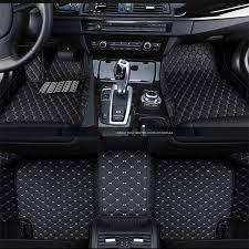 aliexpress com buy car floor mats accessories for tesla model 3