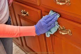 Kitchen Cabinet Cleaner And Polish How To Polish Wood Like A Pro A Mess Free Life