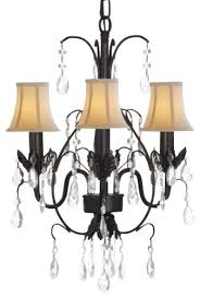 French Chandelier Shades Iron Chandelier With Shades Roselawnlutheran