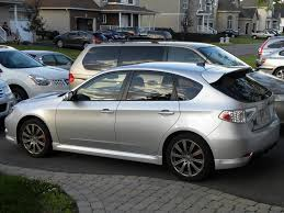 subaru hatchback wing subaru wrx generations technical specifications and fuel economy