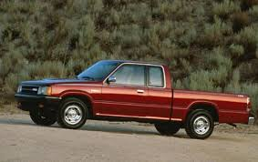 1993 mazda b series pickup information and photos zombiedrive