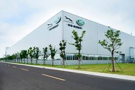 land rover chinese jaguar land rover opens engine plant in china