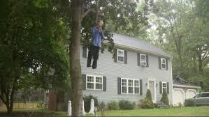 massachusetts homeowner criticized for disturbing halloween