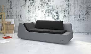 canapé design gris design novv gris
