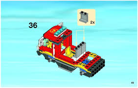 truck instructions fire truck instructions 4208 city